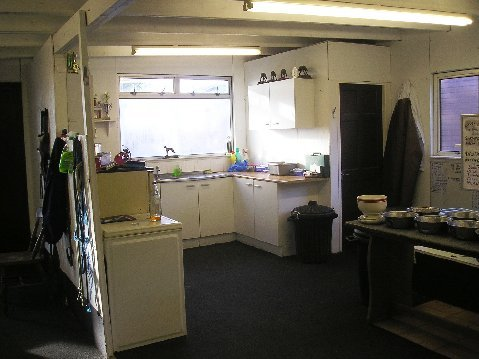 Picture of the Kitchen area at Baltree.